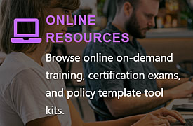 online resources panels