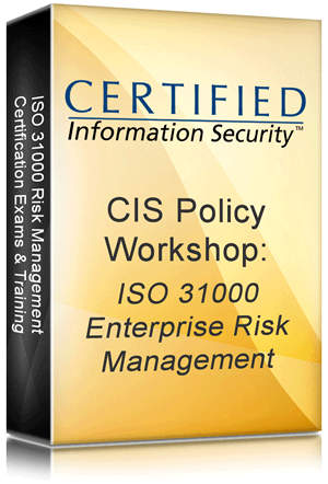 Online ISO 31000 risk management certification courses