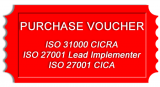 ISO 27001 CICA Purchase Credit Voucher