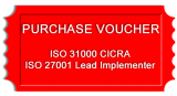ISO 27001 Lead Implementer Purchase Credit Voucher
