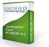 Certification Exam #CABCM101