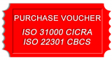 ISO 22301 CBCS Purchase Credit Voucher