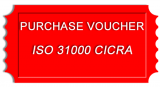 ISO 31000 CICRA Purchase Credit Voucher