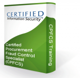 Certified Procurement Fraud Control Specialist (CPFCS) Training Kit