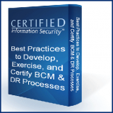 3. Best Practices to Develop, Deploy, & Certify BCM