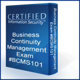 2. Certification Exam #BCMS101