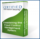 1. Establishing the Fraud Control Management System