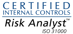 Certified ISO 31000 Internal Controls Risk Analyst